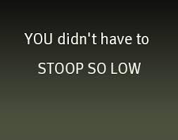 stoop